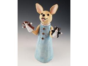 Corgi Puppetmaster