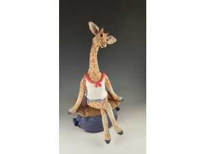 Giraffe Swimmer